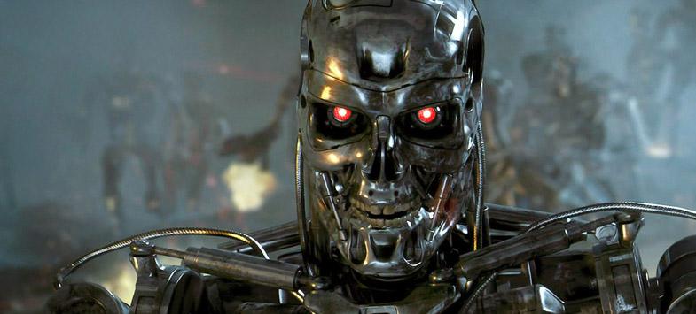 terminator cyber warfare