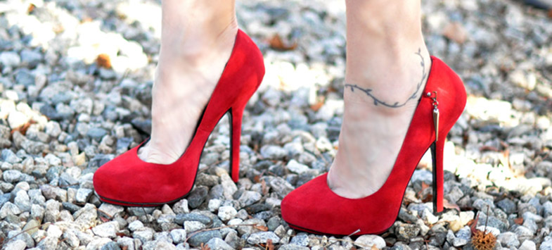 Work Shoes For Women - High Heel Shoes Or Cute Flats