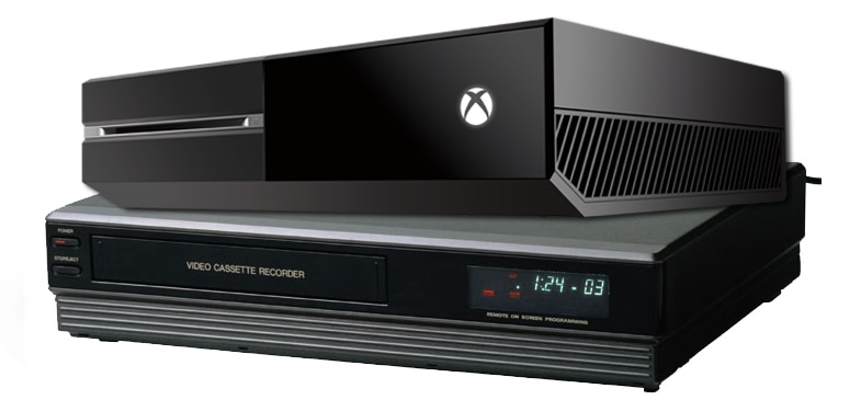 Xbox One VCR Combo