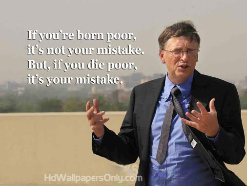 bill gates richest man