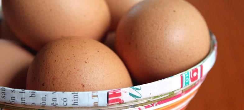 Healthiest Foods eggs