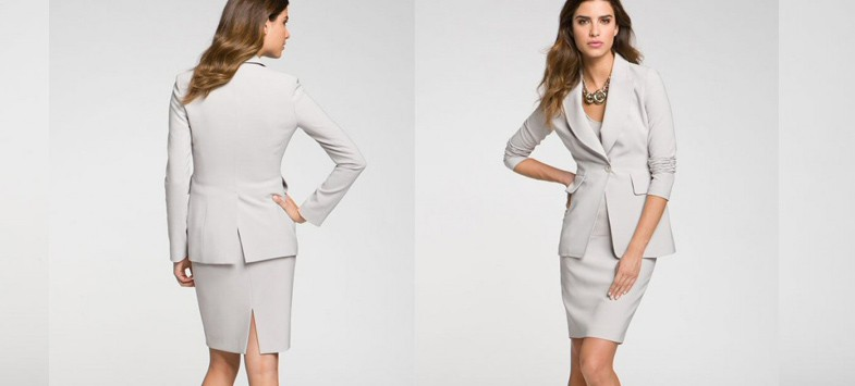 Women Business Suits Pants Suit Or