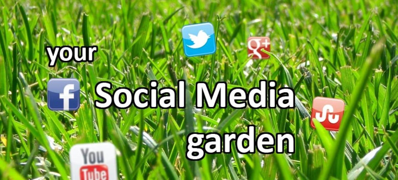 Social Media Garden